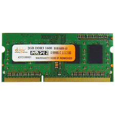 Dolgix 2GB DDR3 1600 MHz Laptop Ram- SO Dimm - Low volta - Memory Module