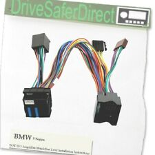 AMPLIFIER-INSTALL-976FB-205 ISO SOT Breakout T-Harness for BMW 5 Series E60 F10