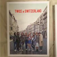 TWICE in SWITZERLAND TV5 Photoook + DVD official goods merchandise md