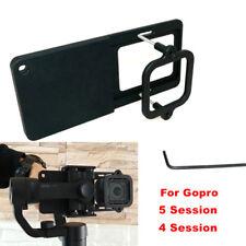Kardan Halterung Adapter für GoPro Hero 5 4 Session DJI Osmo Mobile 2 Zhiyun