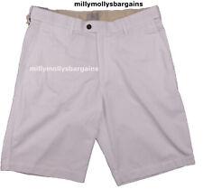 Mens Marks & Spencer Active Waist Regular Fit White Shorts Waist 36