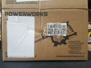 POWERWORKS BLP303 XB 20V, Cordless Shop Blower, Pre-Owned, H1