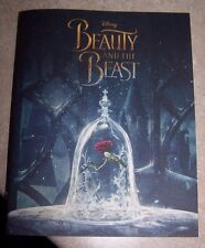 NEW Beauty and the Beast Novelization by Disney Writers Paperback book