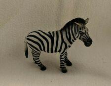 Schleich Wild Jungle Zoo Animal Figure - Zebra 1998