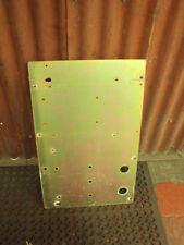 GPO / BT / K6 Telephone Box Accessory / BT Payphone Metal Plate For Backboard