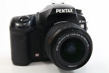 Pentax K20D Kit, sehr guter Zustand