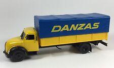 Magirus Merkur 1959 Danzas • Ixo Altaya Camions • 1:43 • MINT + BOX + FASCICULE