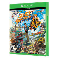 Sunset Overdrive - Microsoft Xbox One Video Game Brand New Sealed