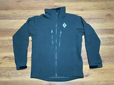 Black Diamond DAWN PATROL Men Shell Jacket Gr M Outdoor Herren Funktionsjacke