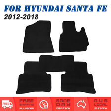Car Carpet Floor Mats For Hyundai Santa Fe DM Series 2012 to 2018 Front & Rear