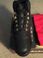 Supreme X Timberland Comme Des Garcons CDG With Dust Bag Black Size 9-1/2