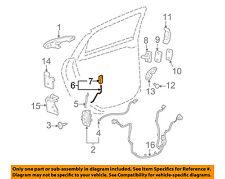 2006-2014 Chevrolet Impala//Limited Front LH Door Lock Rod New 22868142 15790925