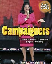 Campaigners (Black History Makers), Foy, Debbie, New Book