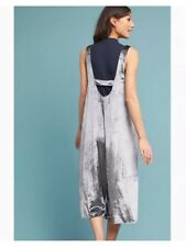 BNWT Anthropologie Maeve Jumper Skirt, Silver, Sz: XS
