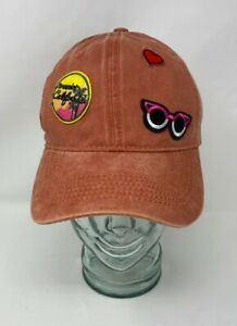 "David and Young ""Dreamin California"" Baseball Cap One Size Fits All With 3 Decal"