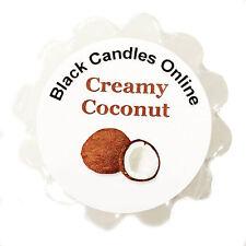 Black Candles Wax Tart Melt - Creamy Coconut Fragrance