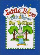 Little Boys Book of Prayers for Toddlers