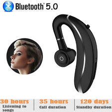 Wireless Bluetooth 5.0 Earphones Earhook Sports Headphones Stereo Mic Headset UK