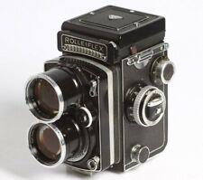 Rolleiflex Tele TLR avec Carl Zeiss Sonnar 4/135, lentilles avec separation