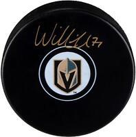 William Karlsson Vegas Golden Knights Signed Hockey Puck - Fanatics