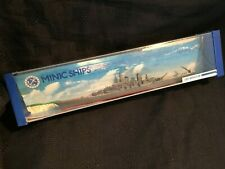 USS Missouri M743 - Minic Ships 1:1200 Scale Hornby Diecast Waterline