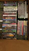 Assorted TESTED Original Xbox Games -- Resurfaced -- Most Work on Xbox 360!