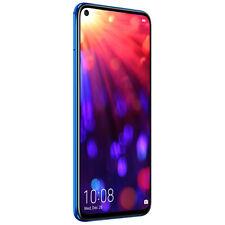 """New Huawei Honor View 20 V20 Blue 6.4"""" 128GB Dual Sim 4G LTE Android 9 Sim Free"""