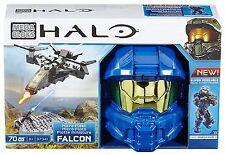 Brand New Megabloks Halo Micro-Fleet Falcon Conquest Building Kit 70 Pieces