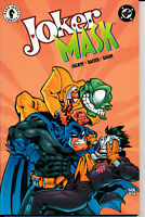 Joker Mask April 2001 TPB Complete Mini #1-4 DC Dark Horse 1st print HARLEY app