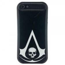 *NEW* Assassin's Creed IV Black Flag: Logo Case Works with iPhone 5 by Bioworld