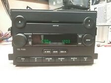 Ford Freestar Focus F250 F350 SINGLE CD player MP3 AM/FM Radio 04-07 6S4T OEM