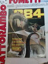 1984 N. 42 con i migliori disegnatori del fantastico mondo di domani-qs.Edicola