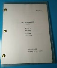 More details for buffy the vampire slayer 1997 tv series  draft script surprise by marti noxon