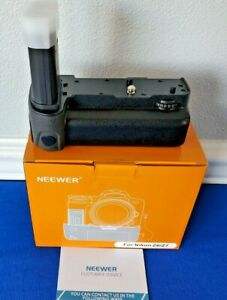 Neewer Camera Battery Grip for Nikon Z6 Z7 Camera Support Vertical Shooting