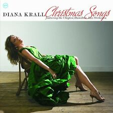 """Diana recroqueviiie """"Christmas songs"""" CD ARTICLE NEUF!!!"""