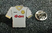 Borussia Dortmund BVB Pin Fußball Trikot 2000-2001 Away e-on Bundesliga Patch