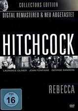Rebecca | Alfred Hitchcock | Digital Remastered | Collectors Edition [FSK16] DVD