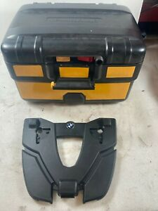 BMW F800GS F650GS Vario top box top case R1200GS 2004-2012 Luggage. Koffer