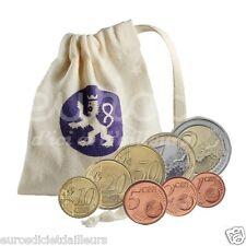 Série 1 Cent à 2 Euro FINLANDE 2018 - 50 000 exemplaires seulement - Qualité UNC