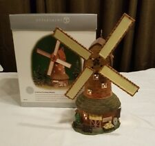 Department 56 Dickens Village Crowntree Freckleton Windmill 56.58472 Limited Ed
