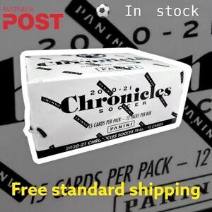 2020-21 Panini Chronicles Soccer Multi Pack Box Fat Pack Box
