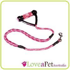 EzyDog Cujo Shock Absorbing Dog Leash/Lead - 100cm- assorted colors