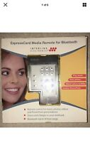 Interlink Electronics Express Card Media Remote for Bluetooth VP6600R