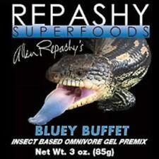 Repashy Bluey Buffet 85 - 340g Nourriture pour Scinque et lézards omnivores