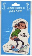 Franquin autocollant Gaston Lagaffe 1990 (5)