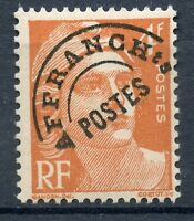 STAMP / TIMBRE FRANCE PREOBLITERE TYPE GANDON NEUF SANS GOMME  N° 99