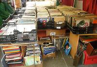 "100 VINYL RECORD JOB LOT 45 12"" LPS LP WHOLESALE JOB LOTS COME AND PICK YOUR OWN"