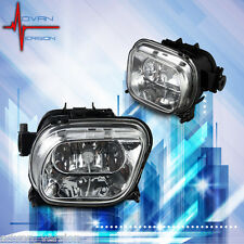 96-99 Mercedes Benz W210 E-Class Fog Lights OE Style Clear Lens Front Lamps SET