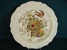 "Royal Doulton Hampshire D6141 Medium 12 1/2"" Round Serving Platter / Chop Plate"