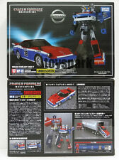 Takara Tomy Transformers Masterpiece MP-19 SMOKESCREEN Fairlady Z action figure